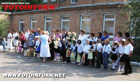 Співробітники УСБУ в Кіровоградській області на День знань побували у своїх підшефних (ФОТО)